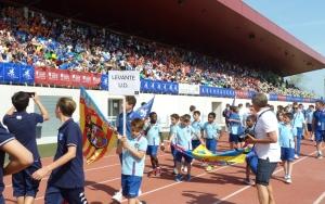"""El conjunto """"granota"""" de nuevo en el Torneo Primer Toque... Levante U.D!!!"""