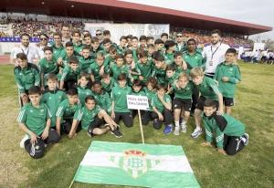 Por 2º año consecutivo... Real Betis Balompie en el Torneo Primer Toque!!!