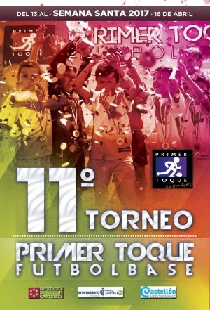 EN MARCHA EL 11º TORNEO PRIMER TOQUE CASTELLÓN MEDITERRÁNEO
