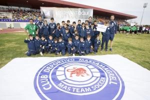 Por quinto año consecutivo... Club Deportivo Massamagrell!!!