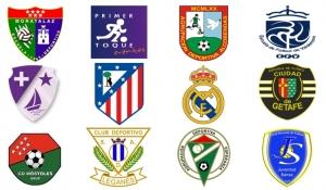 Equipos Participantes... Comunidad de Madrid!!!
