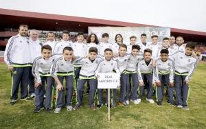 Club grande a nivel mundial confirmado... Real Madrid!!!