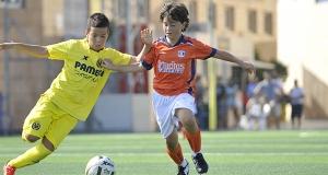 Otro grande en el 12º Torneo Primer toque... Villarreal C.F!!!